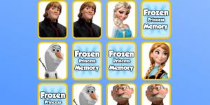 Frozen Princess Memory