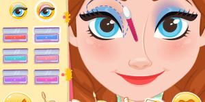Hra - Annas Frozen Date