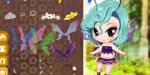 Hra - Flower Fairy