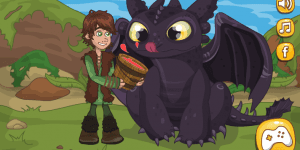 Hra - How To Train Your Dragon Lunch Surprise