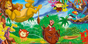 The Lion King Hidden Objects