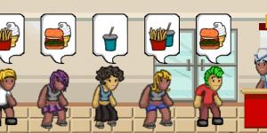 Hra - Fast Fast Food