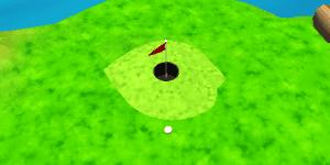 Hra - Galaxy Golf HD