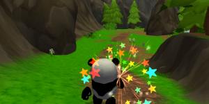 Hra - Panda Playground