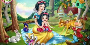 Hra - Snow White Baby Wash