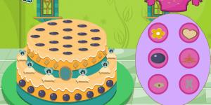 Hra - Princess Jasmine Cake