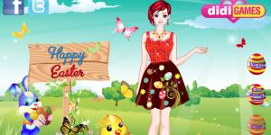 Hra - Funky Easter Fashion