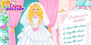 Hra - Barbie Wedding Accident