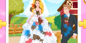 Barbie Trash The Dress