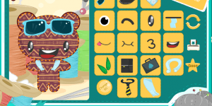 Hra - Granny's Workshop: Teddy Bear