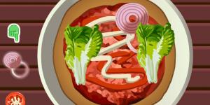 Hra - Super Burger Making