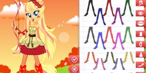 My Little Pony Applejack Archery Style