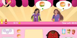 Hra - Lisa Food Shop