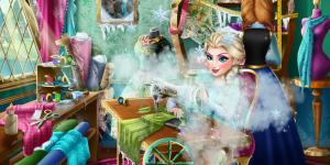 Hra - Frozen Design Rivals