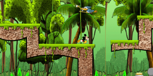 Hra - Mickey Bubble Adventure 2