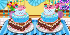 Hra - Anna Graduation Cake Contest