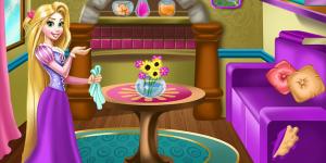 Hra - Rapunzel Room Cleaning
