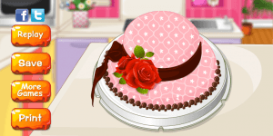 Hra - Addicted To Dessert Hat Cake