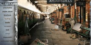 Hra - The Curse of the Amsterdam Diamond