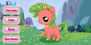 Hra - Pet Stars: Baby Pony