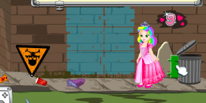 Hra - Princess Juliet Sewer Escape