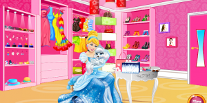 Hra - Princess Room Decor