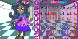 Hra - My Little Pony Rarity School Spirit Style