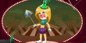 Clown Girl Carol