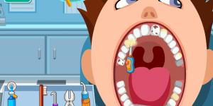 Hra - Veselý zubař