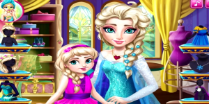 Hra - Elsa Mommy Real Makeover