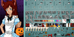 Hra - Manga Creator Halloween Special