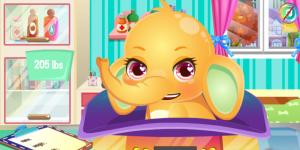 Hra - Baby Elephant Care