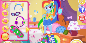 Hra - Equestria Girls: Back To School