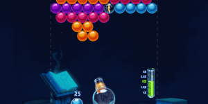 Hra - Bubble Academy