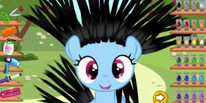 Hra - Little Pony Hari Salon