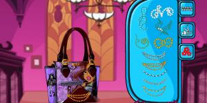 Monster High Handbag Design