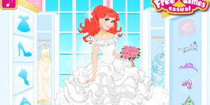 Hra - Ariel Wedding Day