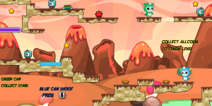 Hra - Monster Escape