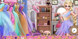 Elsa Magic House