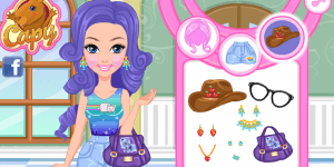 Hra - My Little Pony College Party