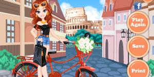 Rome Street Fashion