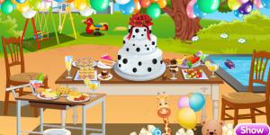 Garden Birthday Party Design