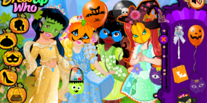 Hra - Disney Princess Halloween