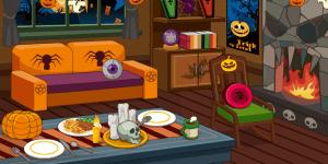 Hra - Halloween House 2