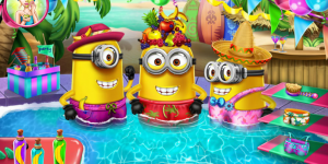 Hra - Minions Pool Party