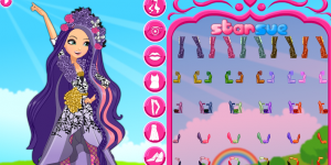 Ever After High Spring Holly O'Hair Dress