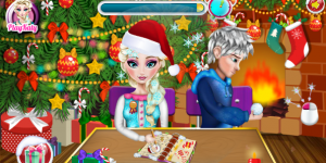Hra - Elsa's Naughty Christmas