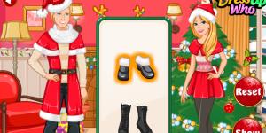Hra - Barbie & Ken's Christmas