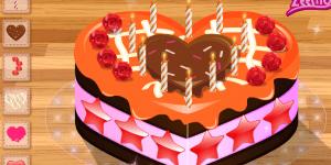 Hra - Love Chocolate Cake
