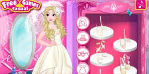 Hra - Elsa Good vs Naughty Bride